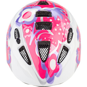UVEX Kid 2 Casco Bambino, pink strawberry